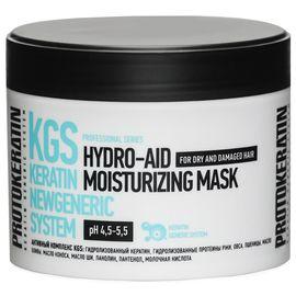 Экспресс-маска PROTOKERATIN увлажнение для жестких сухих волос, 250 мл, фото