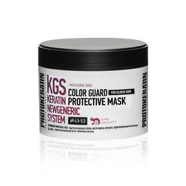 Маска-глосс PROTOKERATIN для интенсивной защиты цвета окрашенных волос, 250 мл, фото